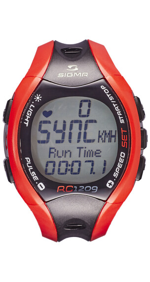 Sigma RC 1209 rood